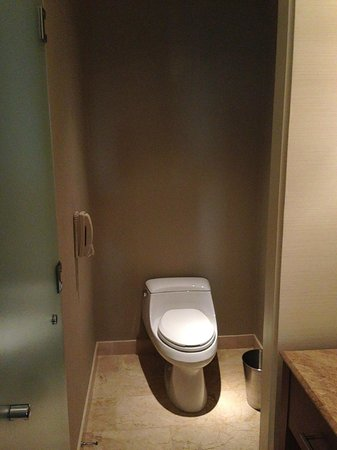 The Bristol Panama Hotel & SPA: Toilet Area in a Tower Executive King