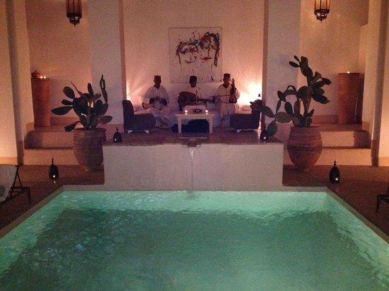 Hotel & Spa Riad Al Jazira : Cena de fin de año con música andalusí en exclusiva.