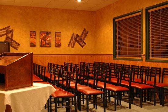 Tuscan Italian Grill : Seminar space