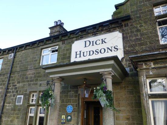 Dick Hudson's: Old establishment