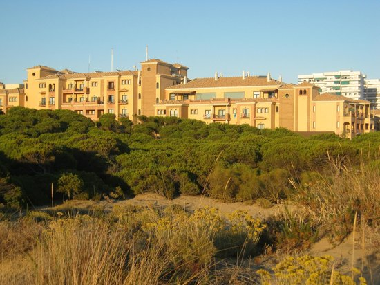 Barcelo Punta Umbria Beach Resort: Hotel