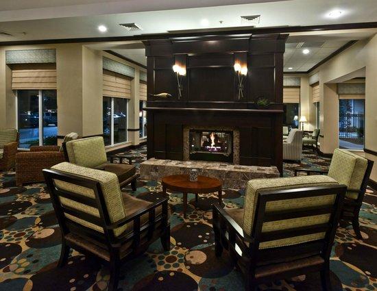 Hilton Garden Inn Dothan: Lobby
