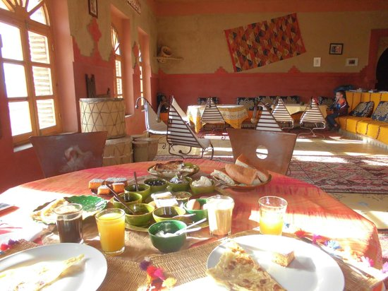 Kasbah Azalay Merzouga: Pic4