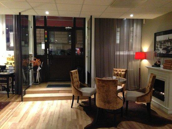Freys Hotel Lilla Radmannen: Hotel lobby