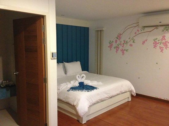 Bussaba Bangkok: Room