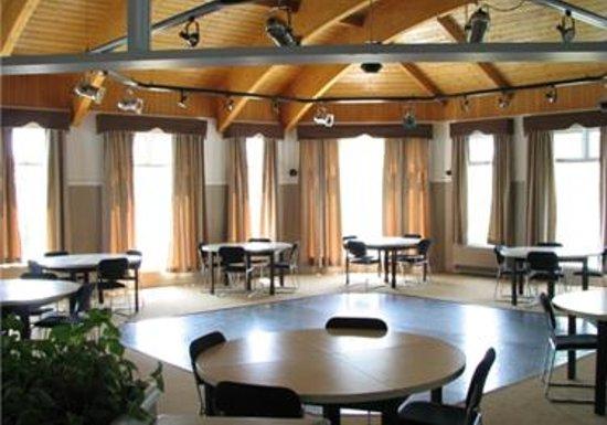 Villegiature Matawinie: Salle commune