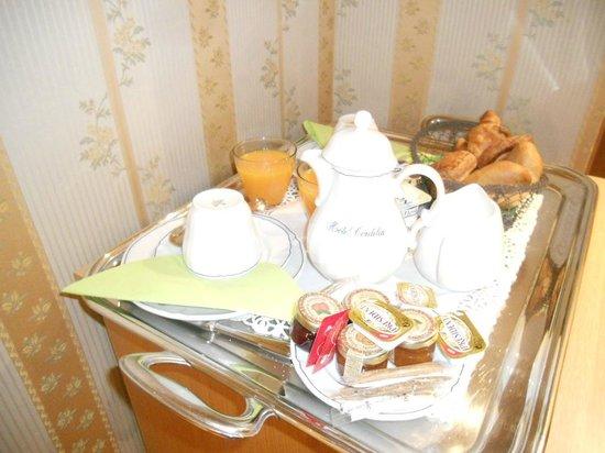 Hotel Cordelia: plateau pdj