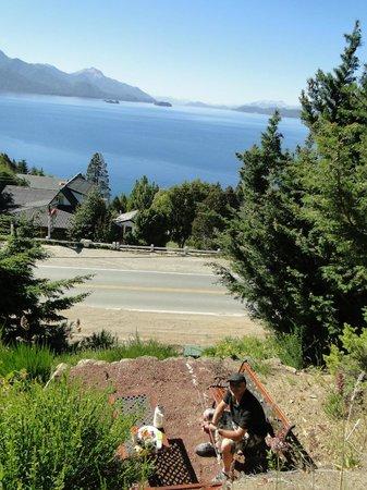Apart Hotel Cabanas Balcon al Lago: vista general