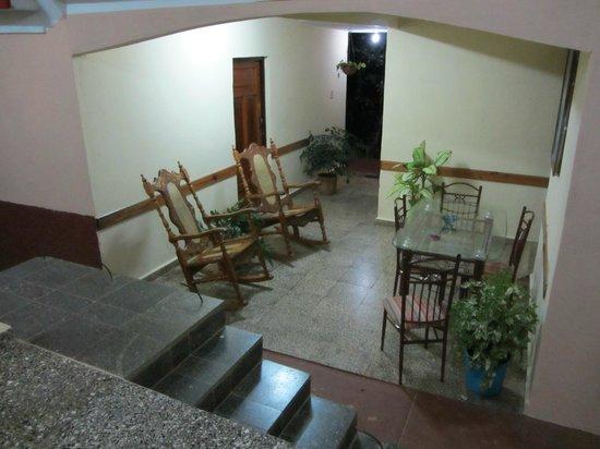 Villa Jorge y Ana Luisa: casa grounds