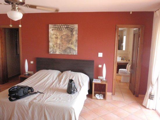 Dos Iberos Luxury Bed & Breakfast: Kamer