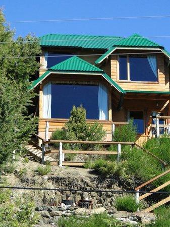 Apart Hotel Cabanas Balcon al Lago: cabaña 1 y contigua