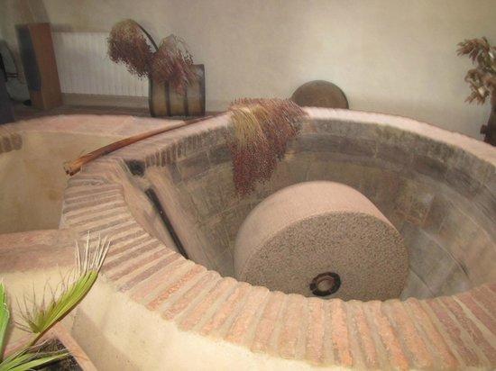 Molinos de Fuenteheridos: Salón
