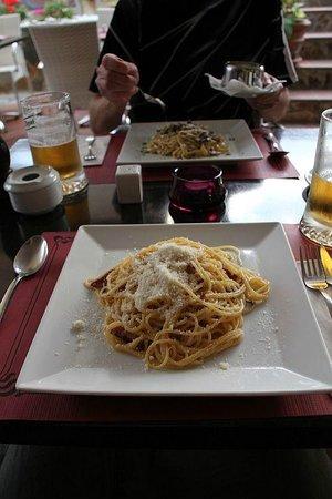 Restaurant Pizzaria Pasta and Vino : Pasta.