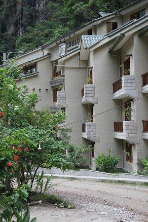 SUMAQ Machu Picchu Hotel: View of the hotel