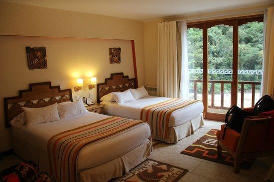 SUMAQ Machu Picchu Hotel: Room