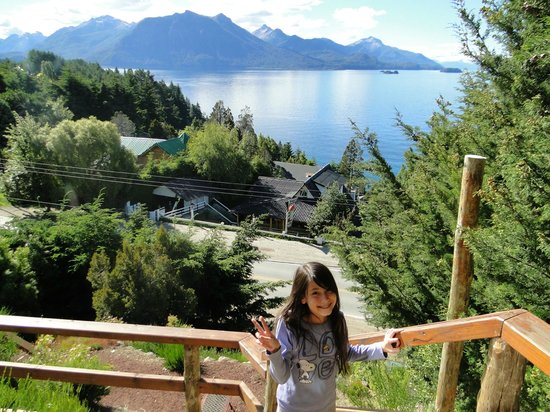 Apart Hotel Cabanas Balcon al Lago: descanso