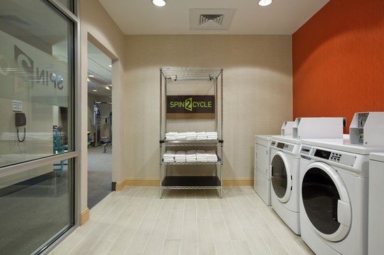 Home2 Suites by Hilton Jacksonville: Guest Laundry
