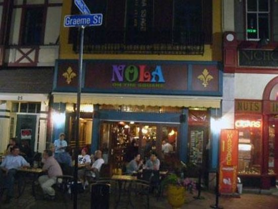 Nola On The Square: NOLA Exterior (not in January)