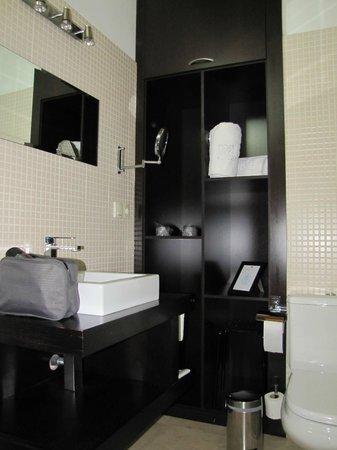 Hotel Convento San Diego: Baño