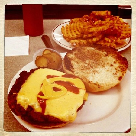 McAteer's: My brother had the burgers with fresh cut fries