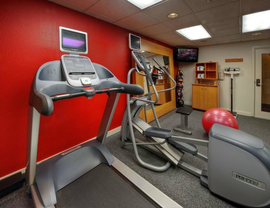 Homewood Suites by Hilton Chattanooga/Hamilton Place: Fitness Center