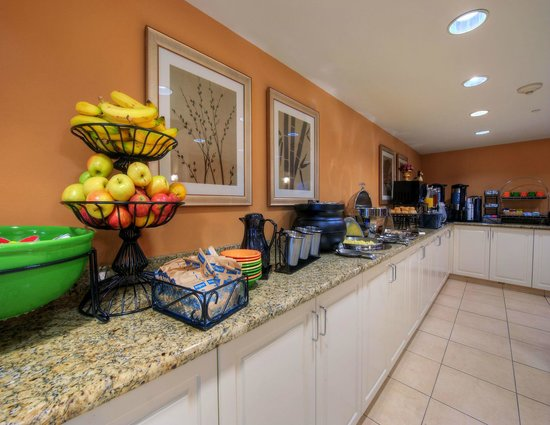 Homewood Suites by Hilton Chattanooga/Hamilton Place: Breakfast Area