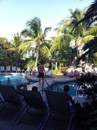 Santa Maria Suites Hotel: piscina