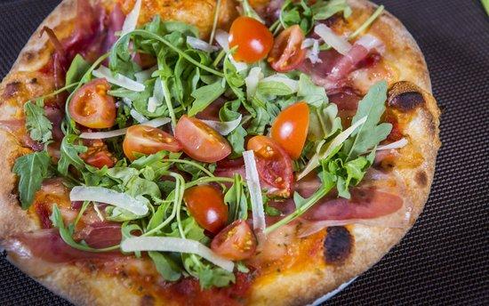 Pizzeria Giardino: Pizza