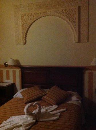 أباديا هوتل جرانادا سنترو: la nostra camera 