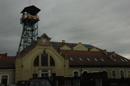 Bochnia Salt Mine: Sutoris - shaft and hotel