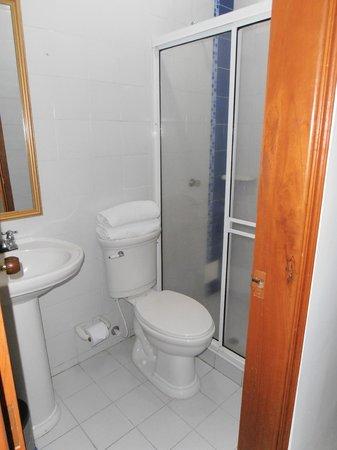 Hotel San Miguel Imperial: Baño