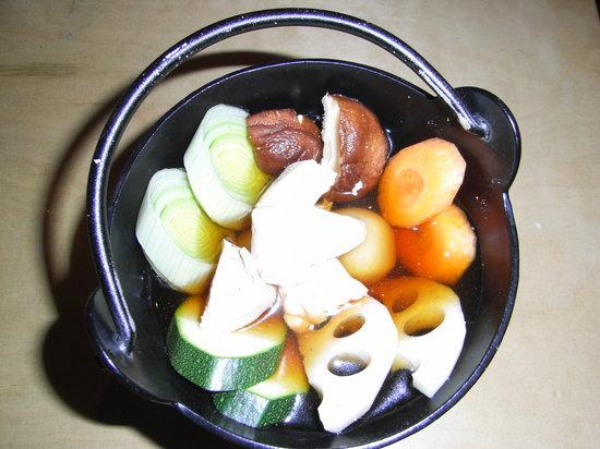 Koo Japanese Restaurant : Nabe