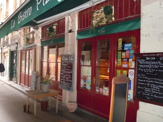 Bistro Pizay : Lovely Bistrot Pizay