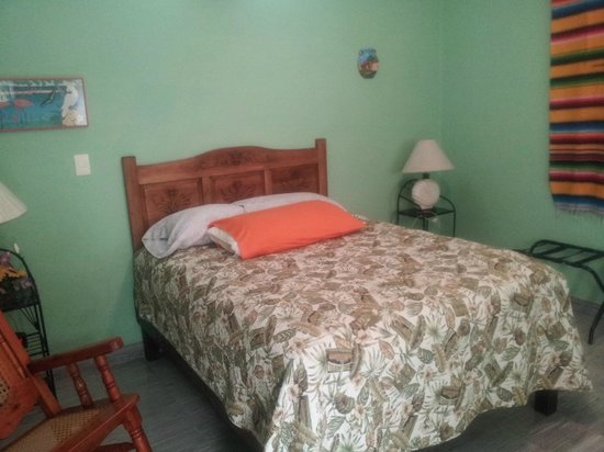 La Casa Lorenzo: Comfy Bed