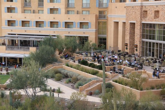 JW Marriott Tucson Starr Pass Resort & Spa: Outdoor Bar