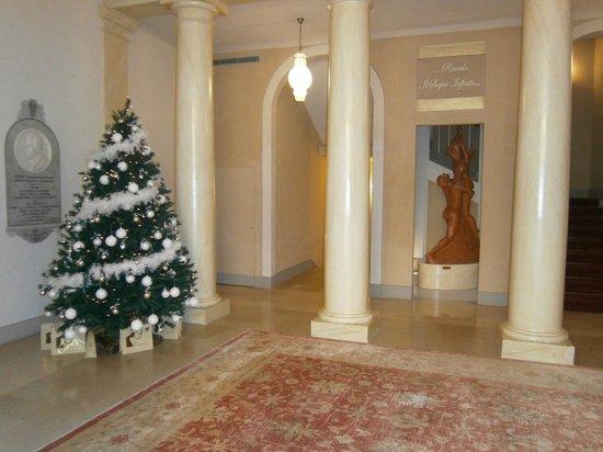 Palazzo San Lorenzo Hotel & Spa: La Hall