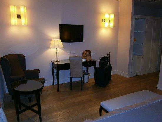 Palazzo San Lorenzo Hotel & Spa: La camera