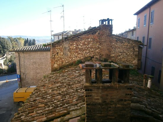 Palazzo San Lorenzo Hotel & Spa: La vista dalla camera