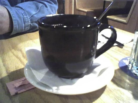 Ellsworth Ale House: Now that's a cup of coffee