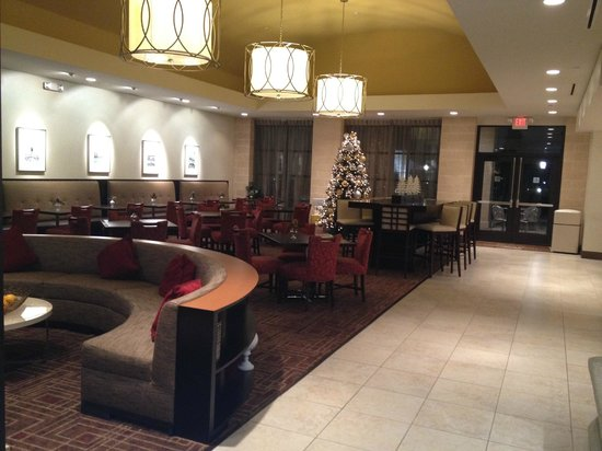 Homewood Suites Dallas/Allen: Lovely dining room...