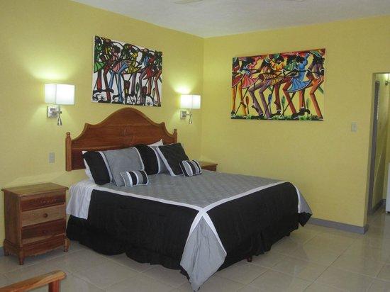 Seastar Inn: room