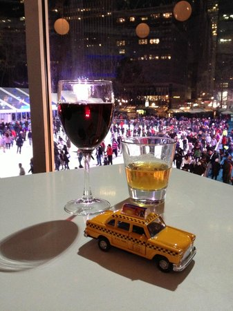 Celsius at Bryant Park