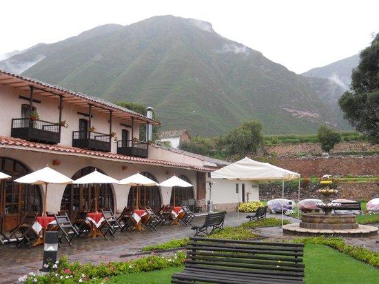 Sonesta Posadas del Inca Yucay: Restaurante