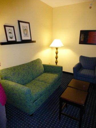 SpringHill Suites El Paso: Room 412