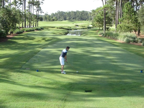 TPC at Sawgrass Stadium Course : View from the 4th tee