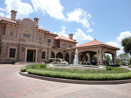 TPC at Sawgrass Stadium Course : Clubhouse