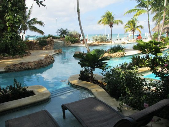 Sandals Negril Beach Resort & Spa: swim up suite