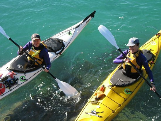 Jervis Bay Kayak & Paddlesports Co: Guided Sea Kayaking Trips