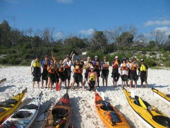 Jervis Bay Kayak & Paddlesports Co: Sea Kayaking Tours and Trips on Jervis Bay Marine Park