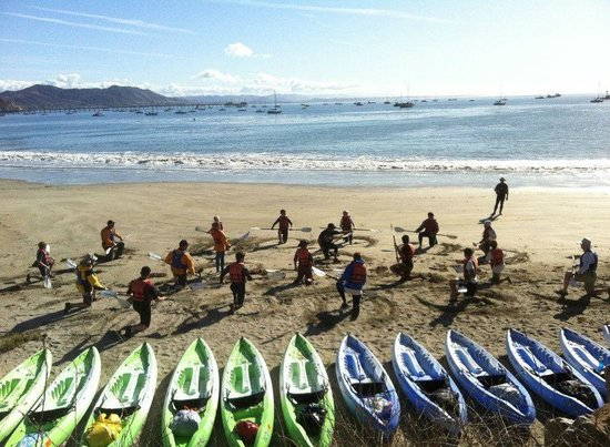 Avila Beach Paddlesports : Large Groups Welcome